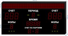 Спорт. табло универсальное SP-UN-205-BS160_v3