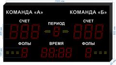 Спорт. табло универсальное SP-UN-205_v1
