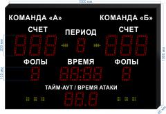 Спорт. табло универсальное SP-UN-205_v2