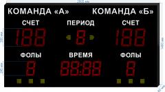 Спорт. табло универсальное SP-UN-300_v1