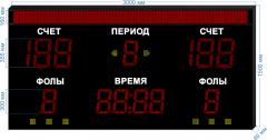 Спорт. табло универсальное SP-UN-355-BS160_v1