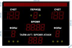 Спорт. табло универсальное SP-UN-355-BS160_v2