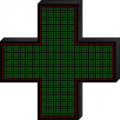 "Табло ""Аптечный крест PC-16x390"""
