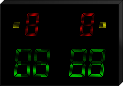 Спорт. табло для настольного тенниса SP-NT-300_v1