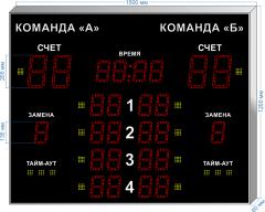 Спорт. табло для волейбола SP-VB-205_v1